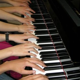 Piano Training Class